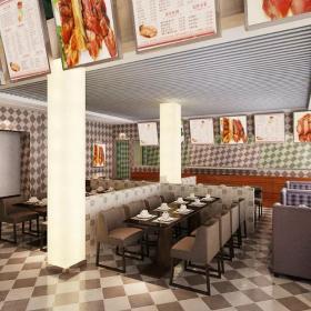 宝安西乡福瑞华茶餐厅设计必威体育苹果app案例