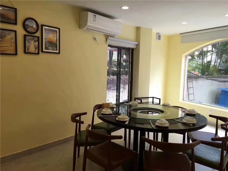 深圳沙头好运牛汕头牛肉店品牌连锁设计装修案例图7