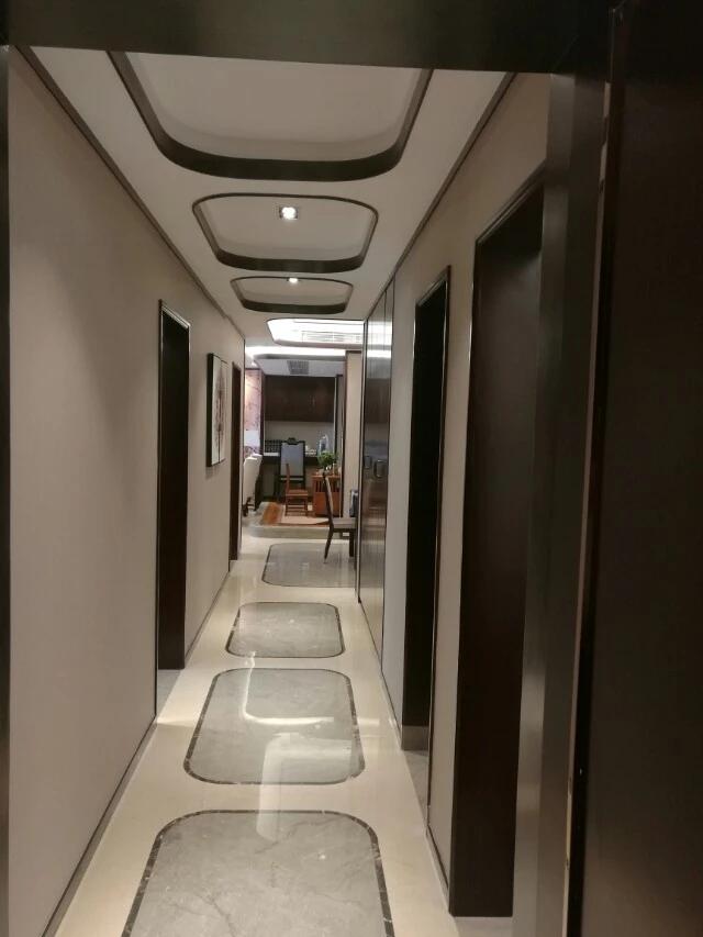 东莞厚街业主别墅样板房设计装修案例图1