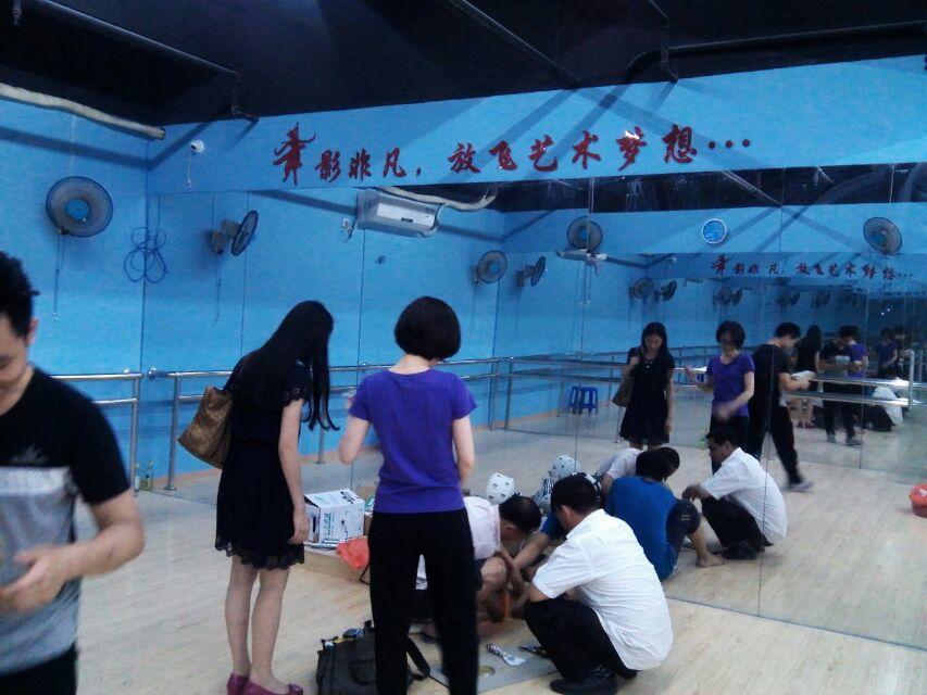 宝安沙井舞影琴韵艺术中心设计装修案例图2