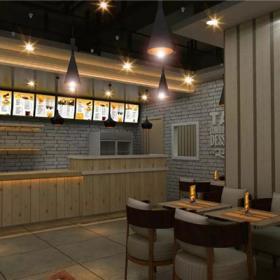 宝安沙井西荟城巧芋工坊连锁餐饮设计装修案例