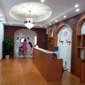 深圳宝安克里亚瑜伽馆设计装修案例图