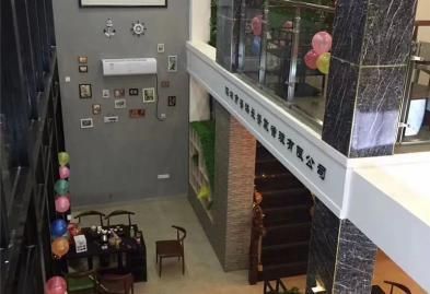 深圳沙头好运牛汕头牛肉店品牌连锁设计装修案例图3