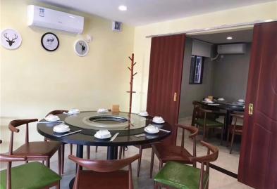 深圳沙头好运牛汕头牛肉店品牌连锁设计装修案例图6