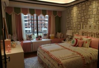 东莞厚街业主别墅样板房设计装修案例图4