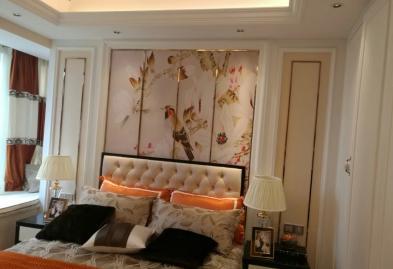 东莞厚街业主别墅样板房设计装修案例图9