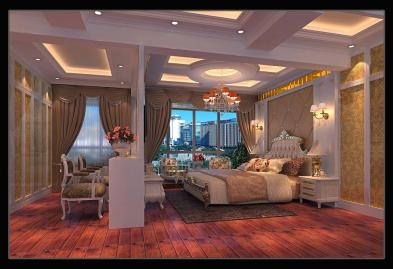 深圳景盛豪庭业主居家装修设计案例图3