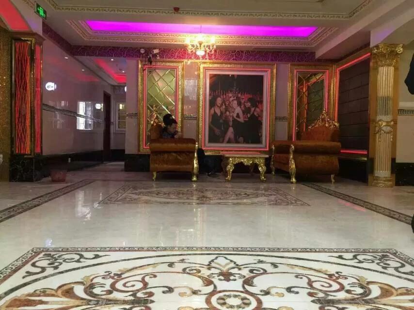 广东佛山旺角新濠会所设计装修案例实景图1