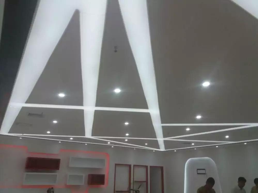 宝安沙井宝乐机器人展厅设计必威体育苹果app案例图6