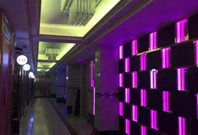 广东佛山旺角新濠会所设计装修案例实景图9