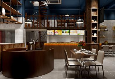 餐厅H风格F