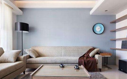 装修 墙面材料 乳胶漆与壁纸的优缺点