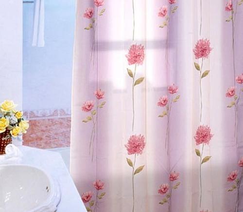 装修自己的房子如何购买适合的窗帘