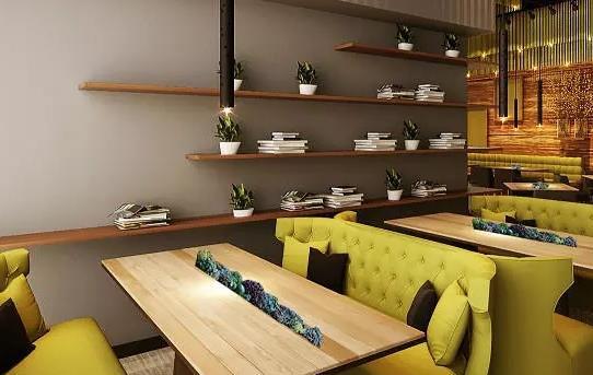 餐厅装修之小型餐饮店的装修设计技巧分享