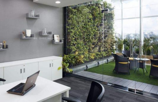 深圳办公室装修 绿色环保设计
