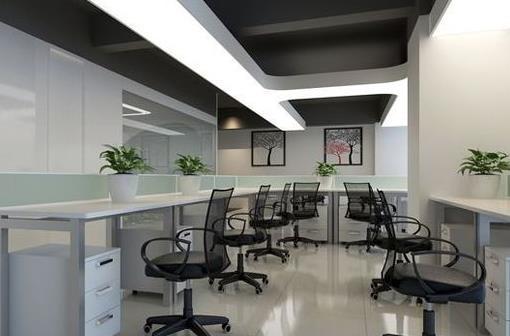 深圳办公室装修 小型办公室设计装饰