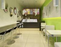 深圳店铺装修 关于奶茶店设计装饰的一些见解