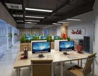 深圳办公室装修 小空间办公场所的设计装饰布局