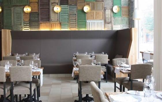 深圳餐厅设计装修
