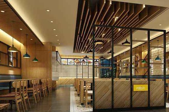 深圳餐厅设计装饰