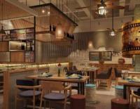 深圳餐厅设计装修 西餐厅装饰功能分区要点讲解