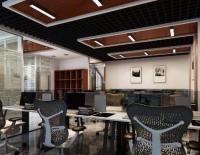 深圳办公室装修 领导高端办公室设计装饰要点