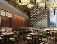 深圳餐厅装修 餐饮文化空间的装饰要点