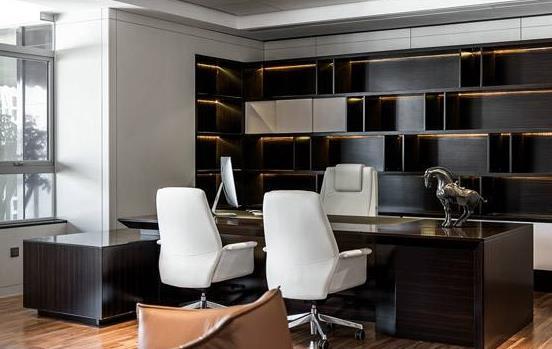 企业装饰设计 经理领导办公室装修要点