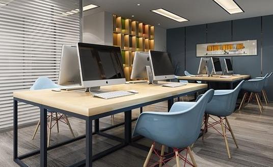 必威体育苹果app 下载办公室必威体育苹果app 小型办公空间装饰设计