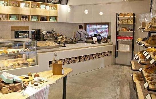 深圳店铺设计装修 蛋糕店装饰