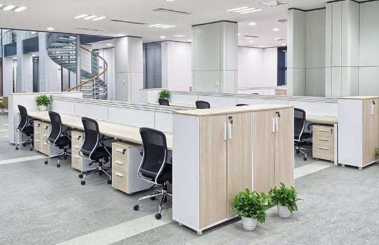 深圳办公室装修 办公家具的选择