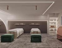 深圳美容院装修 美容店设计装饰的前中后期注意事项讲解